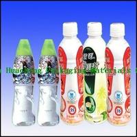 Beverage bottle labels